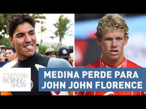 Medina Deixa Escapar O Título Mundial De Surfe Para O Havaiano John John Florence