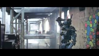 Робот по имени Чаппи / Chappie (2015) русский трейлер