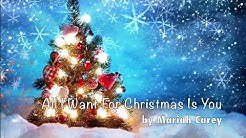 Mariah Carey - All I Want For Christmas Is You [Lyrics]