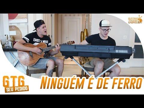 Wesley Safadão Marília Mendonça - Ninguém é de ferro SeuPedido