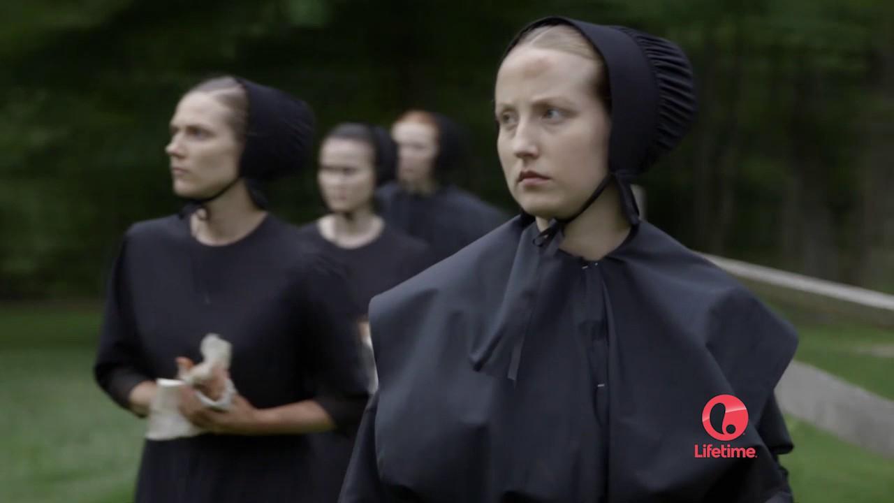 LIFETIME MOVIES - As Bruxas Amish