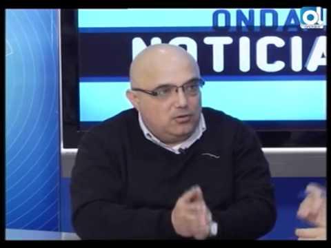 Entrevista a Jesús Vázquez en Ondaluz Ronda