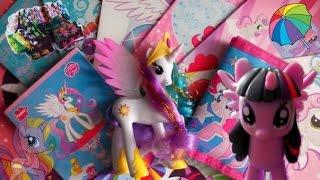 ♕ Haul с Селестией #1| Носки с коноплёй | Товары для школы с My little pony ♕(, 2015-08-30T16:42:15.000Z)