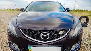 Mazda 6 2008 1.8 5MT Обзор отличного автомобиля и отзыв владельца!