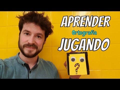 Aprender Jugando Para Niños En Clase De Primaria Con Juegos Para Mejorar La Ortografía Y Gramática