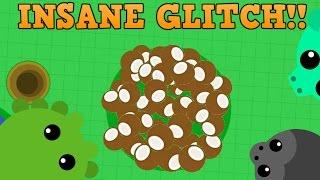 INSANE MOPE.IO INFINITE COCONUT GLITCH!! // CRAZY World Record High Scores