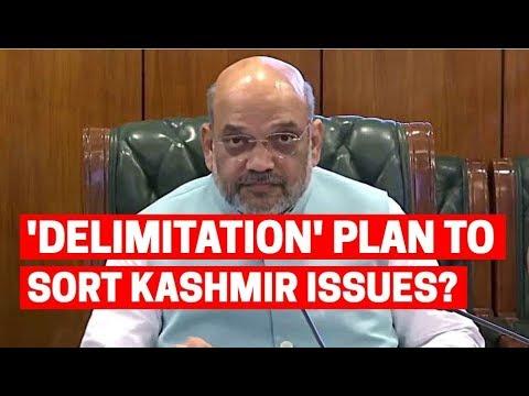 Watch Debate: Will Amit Shah's 'Delimitation' plan sort issues in Kashmir valley?