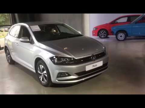 volkswagen new polo 2018 comfortline reflex zilver light silver metallic youtube. Black Bedroom Furniture Sets. Home Design Ideas