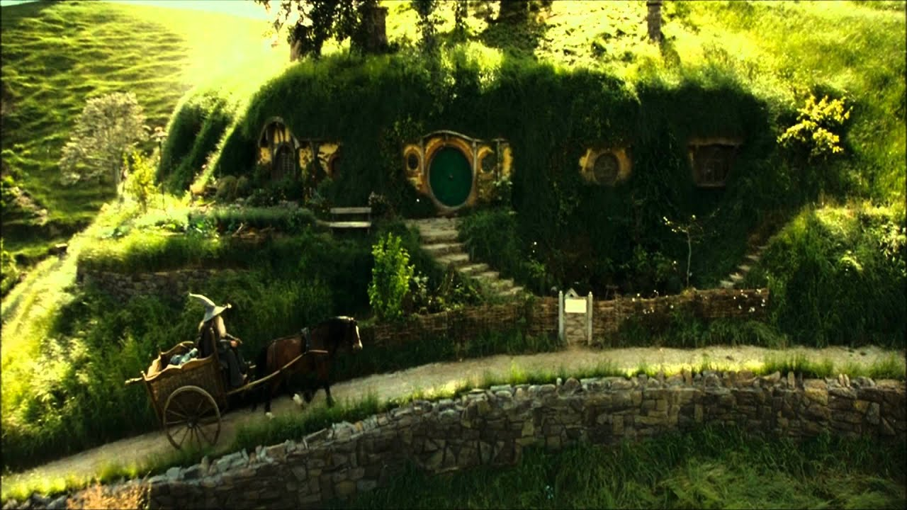 Bag End Howard Shore The Lord Of The Rings Youtube