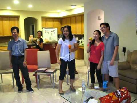 EFCP Young professional group - Karaoke night - 青蘋果樂園