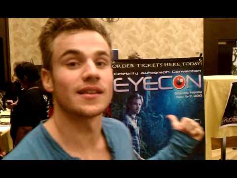 Allan Hyde thinks EyeCon is the best convention