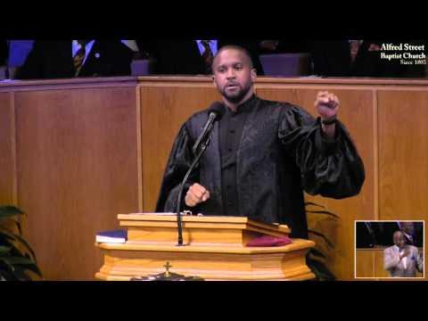 """February 14, 2016 """"Stand Still"""" Pastor Howard-John Wesley"""