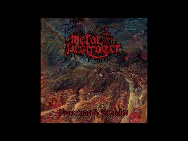 Metal Destroyer - Condenado a Existir