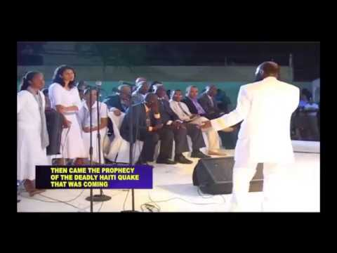 2010 Haiti Earthquake Prophecy & Fulfillment - Prophet Dr.Owuor