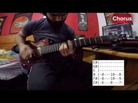 Deftones - Doomed User [ Guitar Tabs ]
