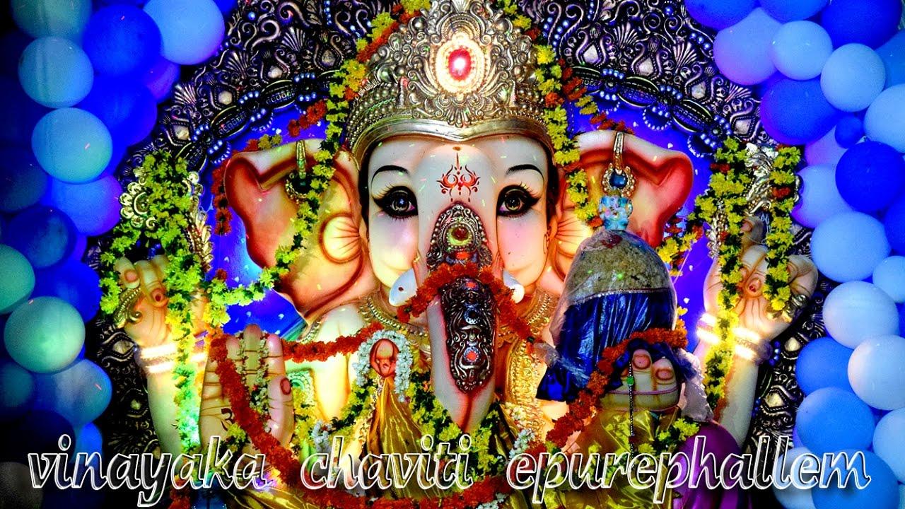 Happy Ganesh Chaturthi Vinayaka Chavithi 4k Videoshd Images