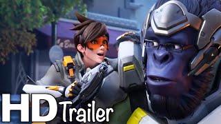 OVERWATCH 2 & 1 Full Movie All Animated Short Cinematics 2020 [HD1080p]