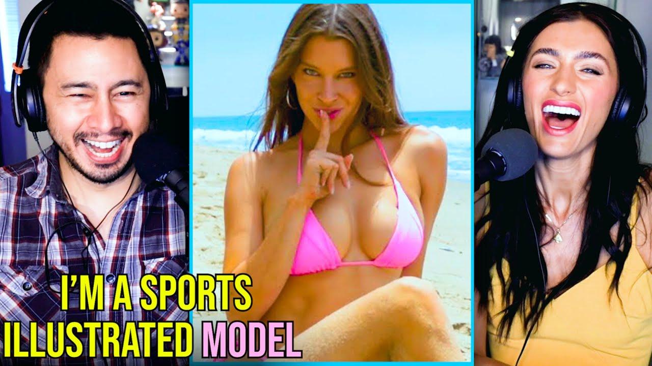 I'M A SPORTS ILLUSTRATED MODEL | Amanda McCants | Reaction by Jaby Koay & Eimanne El Zein
