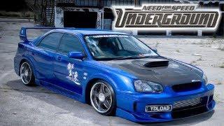 Need For Speed Underground 1 - #8: Neon e Nitro (PC Gameplay)