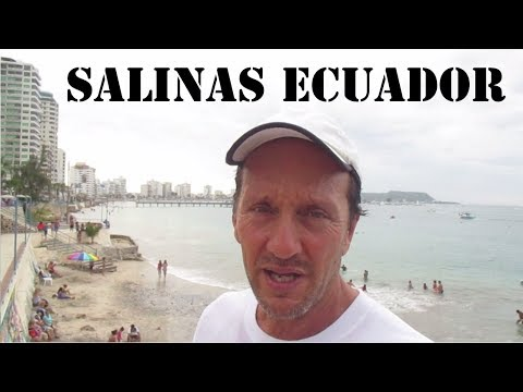 SALINAS ECUADOR Rainy Weather: We LOVE the Rains!