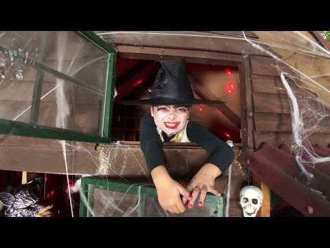 Halloween House - Halloween Song for Kids
