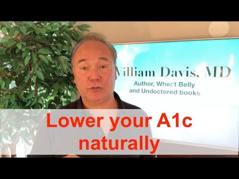 Lower Your A1c Naturally