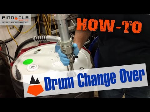 HOW TO - Drum Change Over