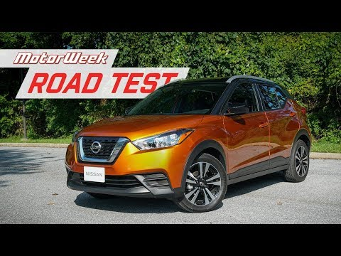 2018 Nissan Kicks | Road Test