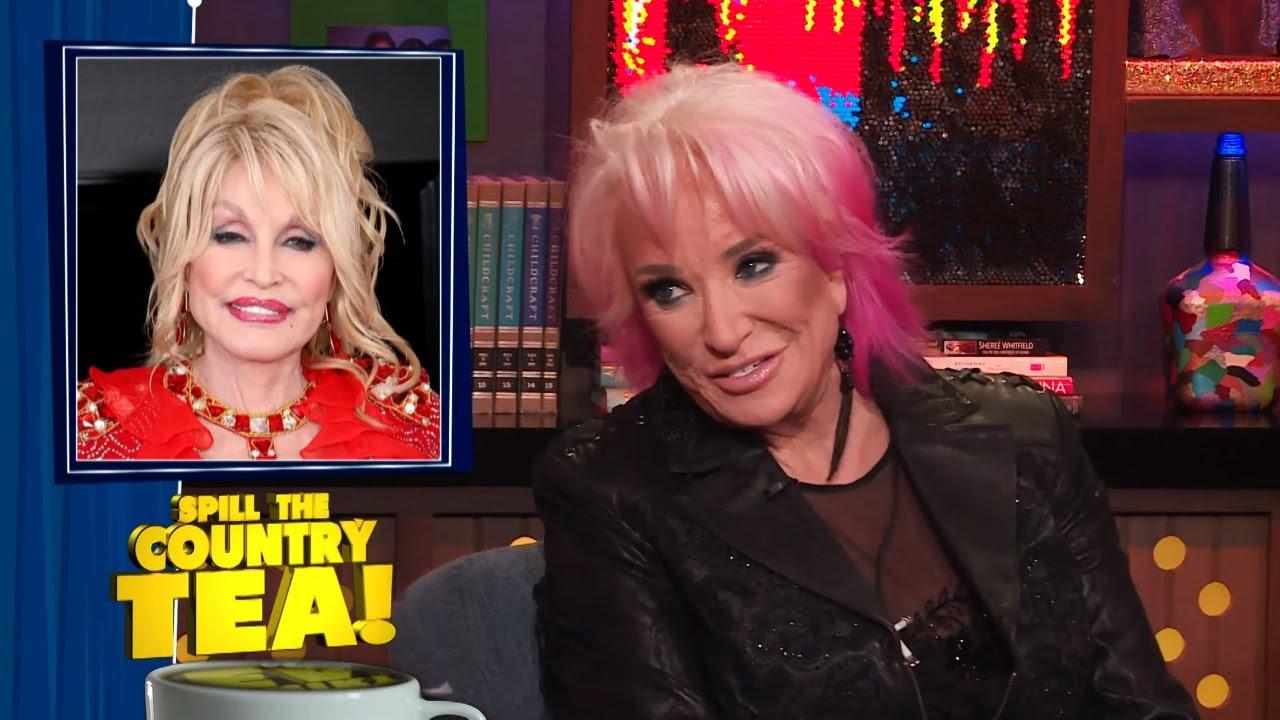 Tanya Tucker Dishes on Dolly Parton, Loretta Lynn | WWHL