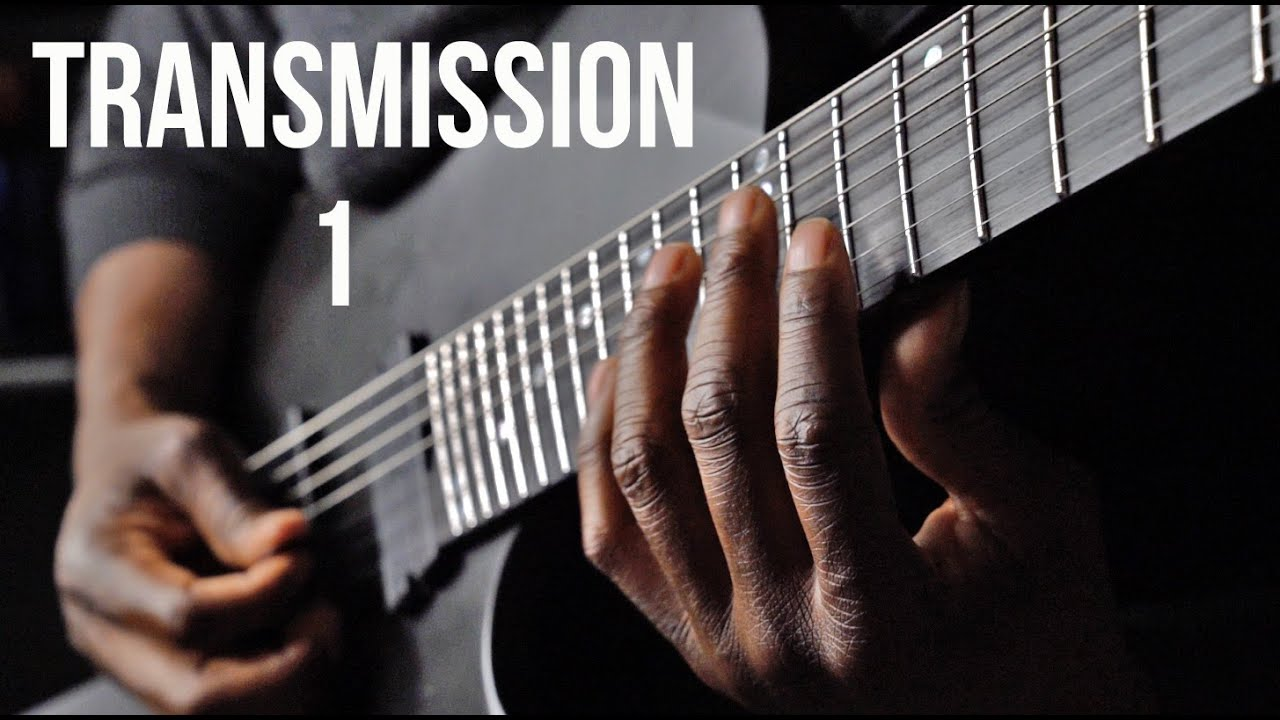 J-Larada 7 String Improvisation #1