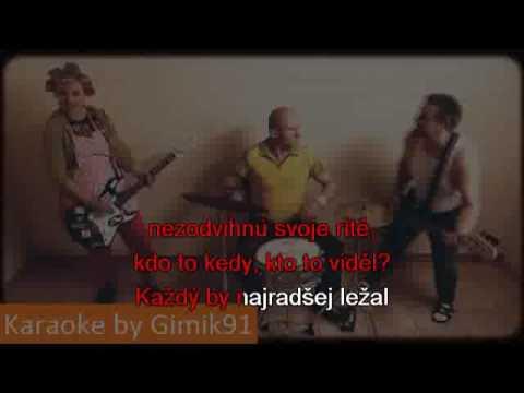 Horkýže Slíže mám v piči na lehátku karaoke cz