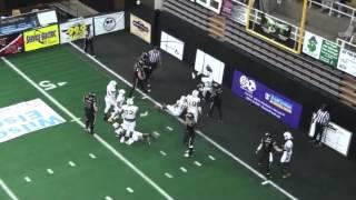 Hunter Wanket Quarterback Arena Film