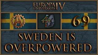 EUIV Sweden is Overpowered 69