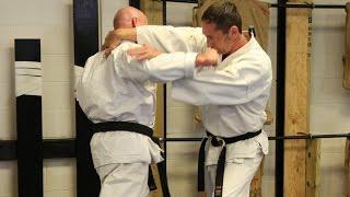 AEA Self-defense Technique 4 - Defense Against a Haymaker Punch