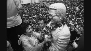 CORY AQUINO in Cebu City - February 22, 1986 Press Conference