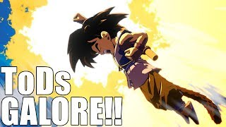 3 SICK 100% Combos for GT Goku! This Boy is a ToD Machine!!!