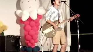 先日カナディアンクラブ志津君の地元お祭り行われたlive映像です.