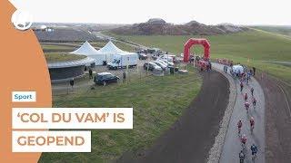 Wielrenners kunnen vanaf nu een heuse bergetappe afleggen in Drenthe