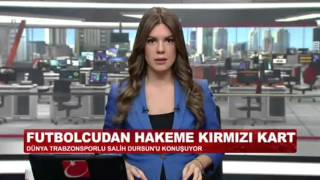 MERVE DİNÇKOL BUGÜN TV HABER