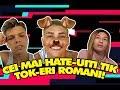 TOP 3 TIK-TOK-eri ROMANI Cu Cel Mai Mult HATE !