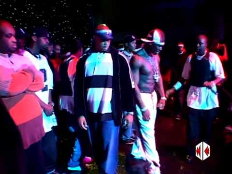 Lloyd Banks, G-Unit & Busta Rhymes - Victory (Live @ Club Exit, NY, 2002)