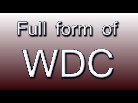What is the Full Form of Washington D C - YouTube
