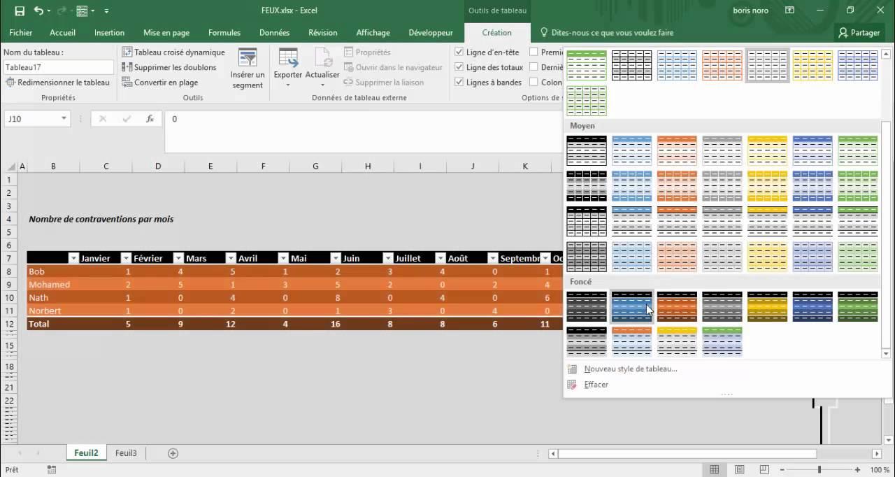 Les mises en formes conditionnelles cration dun feu tricolore les mises en formes conditionnelles cration dun feu tricolore ccuart Choice Image
