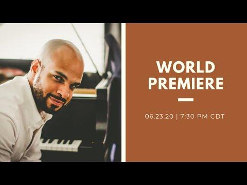June 23 Virtual Concert w/World Premiere