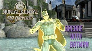 Mortal Kombat VS DC Universe Playthrough - Batman