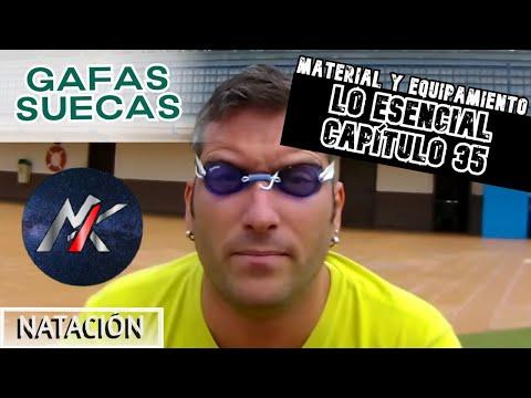 comprar baratas numerosos en variedad estilo clásico MATERIAL DE NATACIÓN 01: Gafas Suecas (Swedish Goggles ...