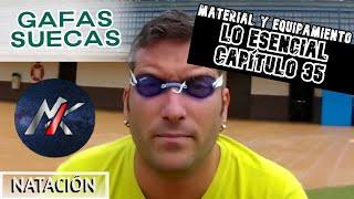 Pepino herida dividendo  MATERIAL DE NATACIÓN 01: Gafas suecas - YouTube