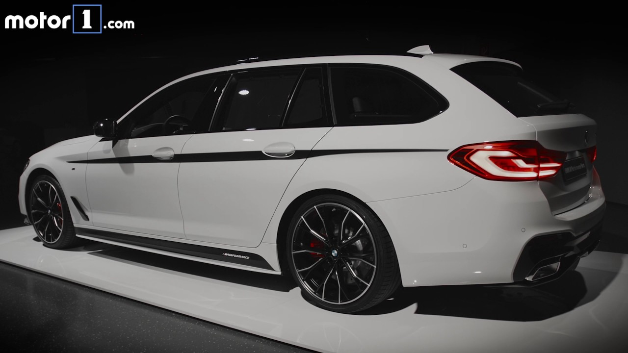 bmw serie 5 touring m performance 2017 youtube. Black Bedroom Furniture Sets. Home Design Ideas