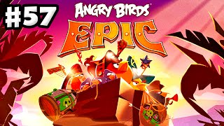 Angry Birds Epic - Gameplay Walkthrough Part 57 - Desperate! (iOS, Android)