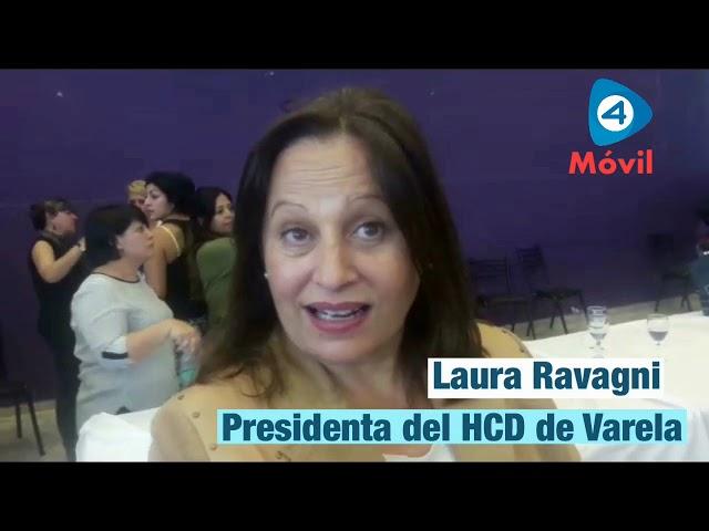 Mujeres de Florencio Varela contra la violencia de género